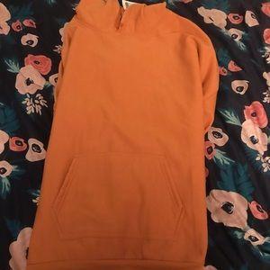 Charlotte russe plus size hoodie